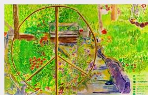 peace garden