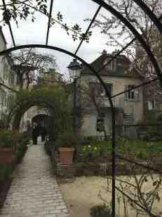 The pretty arbor garden