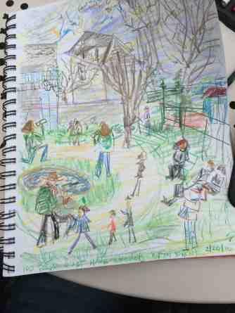 RenoirHomeSketch