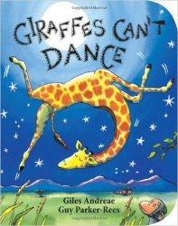 Giraffes Can't Dance Rhyming Story