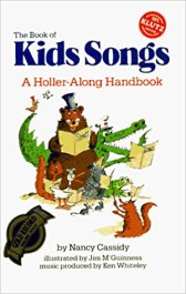 Nancy Cassidy Book of Kids Songs