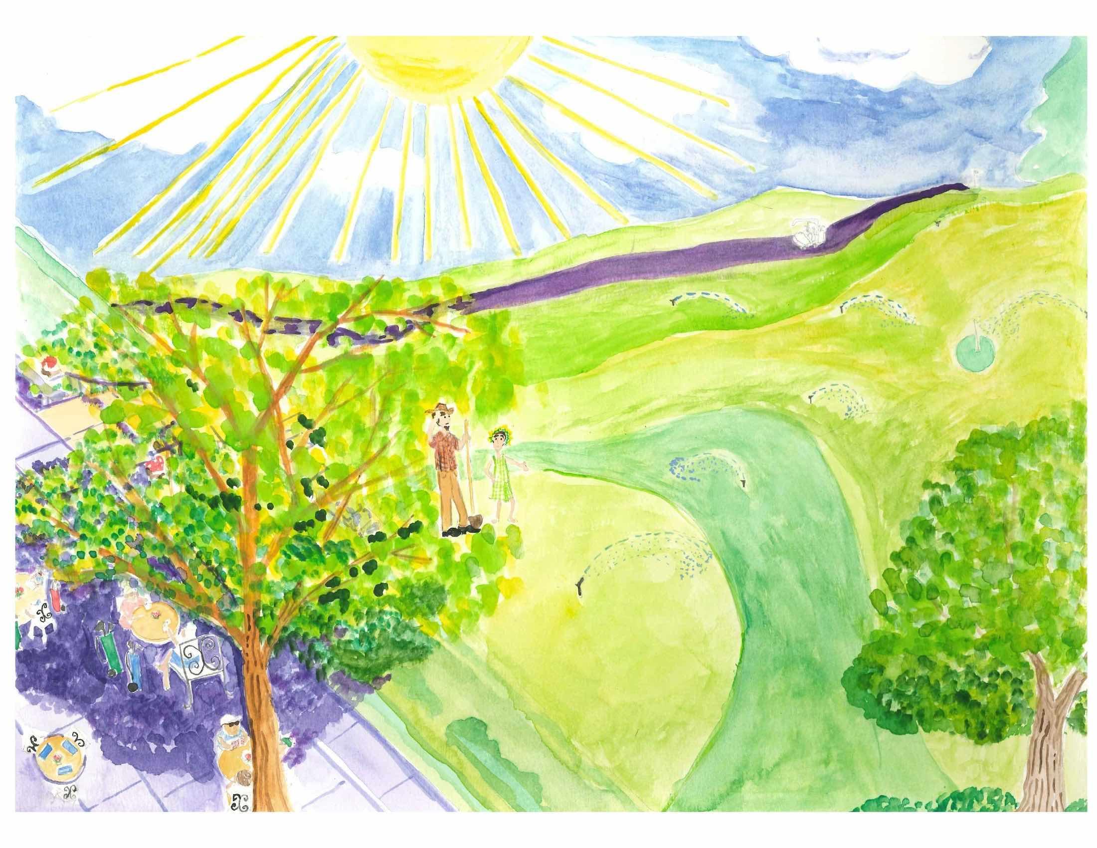 Green Queen golf course